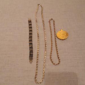 Mens Jewelry Lot